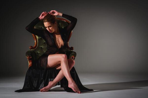 Művészi portré képek készítése - Fanny -Hodos Alex - pixLX