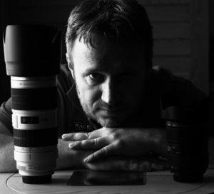 Hodos Sándor fényképezőgéppel (Alex)